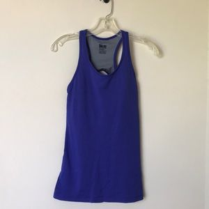 Women's Nike Dri-Fit Racerback Tank - Medium